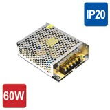 Zasilacz Do Taśm Led Premium Power 60W 12Vdc Ip20